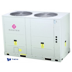 Компрессорно-конденсаторный блок Dantex DK-45WC/SF