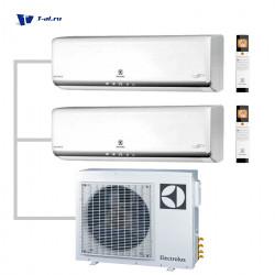 Мульти сплит-система Electrolux EACO/I-14FMI-2/N3_ERP+ EACS/I-07HMFMI/N3_ERP*2шт
