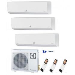 Мульти сплит-система Electrolux EACO/I-24FMI-3/N3_ERP+ EACS/I-09HPFMI/N3_ERP*3шт