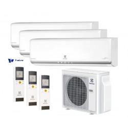 Мульти сплит-система Electrolux EACO/I-24FMI-3/N3_ERP+ EACS/I-09HMFMI/N3_ERP*3шт