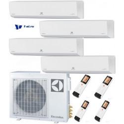 Мульти сплит-система Electrolux EACO/I-28FMI-4/N3_ERP+ EACS/I-07HPFMI/N3_ERP*4шт