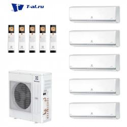 Мульти сплит-система Electrolux EACO/I-42FMI-5/N3_ERP+ EACS/I-09HMFMI/N3_ERP*5шт