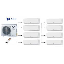 Мульти сплит-система Electrolux EACO/I-48FMI-8/N3_ERP+ EACS/I-07HPFMI/N3_ERP*8шт