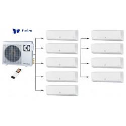 Мульти сплит-система Electrolux EACO/I-56FMI-9/N3_ERP+ EACS/I-07HPFMI/N3_ERP*9шт