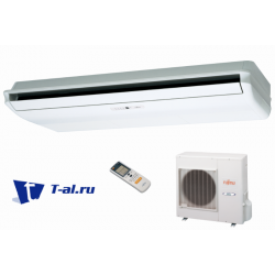 Напольно-потолочный кондиционер Fujitsu ABY30UBAG/AOY30UNBWL