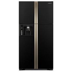 Холодильник Hitachi R-W722 PU1 GBK
