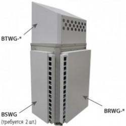 Задняя защитная панель MITSUBISHI ELECTRIC BRWG-XL