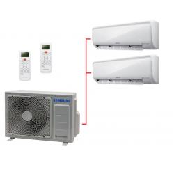 Мульти сплит-система Samsung AJ025RBTDEH/AF *2 + AJ050FCJ2EH/EU