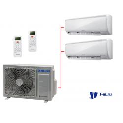 Мульти сплит-система Samsung AJ025RBTDEH/AF + AJ050RBTDEH/AF + AJ068FCJ3EH/EU